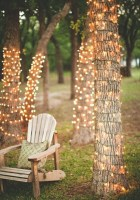 Pretty Christmas Front Yard Landscaping Ideas25