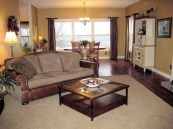 Unordinary Living Room Designs Ideas With Combinations Of Brown Color09