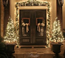 Vintage Outdoor Winter Lights Decoration Ideas07