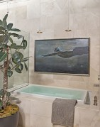 Affordable Beach Bathroom Design Ideas20
