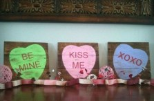 Affordable Outdoors And Indoors Signs Ideas For Valentines Day14