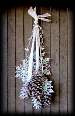 Amazing Diy Winter Home Decoration Ideas06