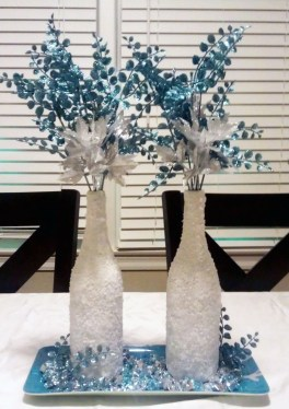 Amazing Diy Winter Home Decoration Ideas15