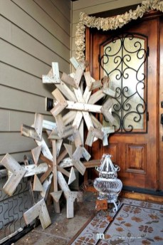 Awesome Outdoor Winter Decoration Ideas32