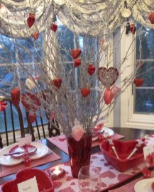 Creative Valentine Table Decoration Ideas16