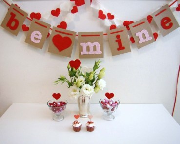 Creative Valentine Table Decoration Ideas20