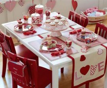 Creative Valentine Table Decoration Ideas23
