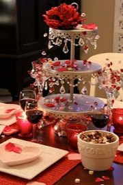 Elegant Table Settings Design Ideas For Valentines Day05