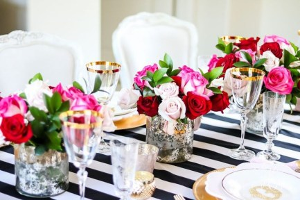 Elegant Table Settings Design Ideas For Valentines Day34