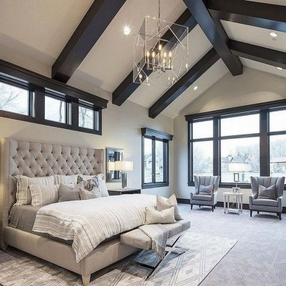 Rustic Romantic Master Bedroom Design Ideas12