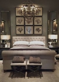 Rustic Romantic Master Bedroom Design Ideas14