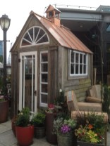 Awesome Shed Garden Plants Ideas30