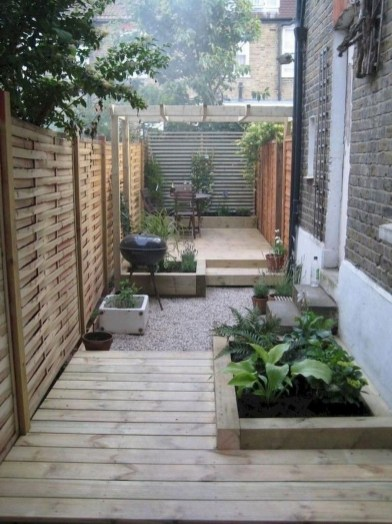 Comfy Low Maintenance Front Yard Landscaping Ideas24