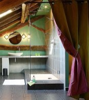 Incredible Curbless Shower Ideas For House03