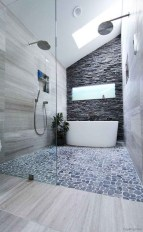 Incredible Curbless Shower Ideas For House10