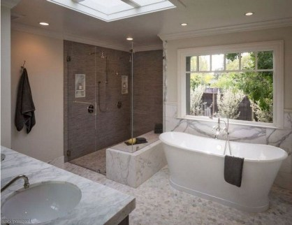 Incredible Curbless Shower Ideas For House24