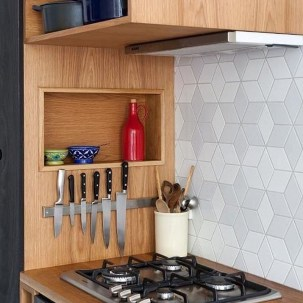 Lovely Tiny House Kitchen Storage Ideas14