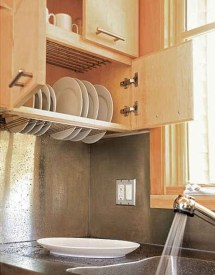 Lovely Tiny House Kitchen Storage Ideas20
