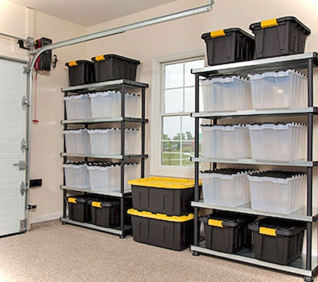 30+ Smart Garage Organization Ideas - TRENDEDECOR