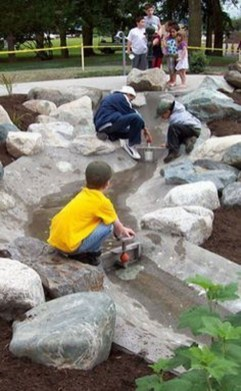 Wonderful Diy Playground Project Ideas For Backyard Landscaping34