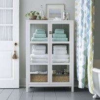 Charming Bathroom Storage Ideas09