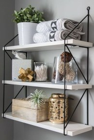 Charming Bathroom Storage Ideas49