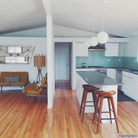 Relaxing Midcentury Decorating Ideas For Kitchen29