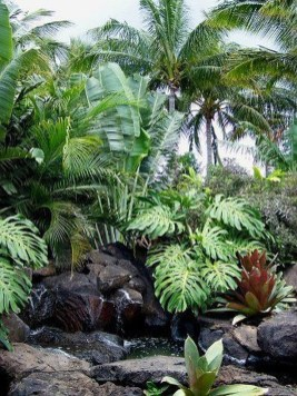 Wonderful Tropical Landscaping Ideas For Garden06