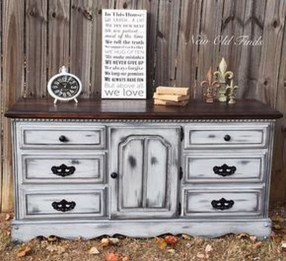 Awesome Distressed Furniture Ideas19