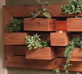 Cute Living Wall Décor Ideas For Indoor And Outdoor29