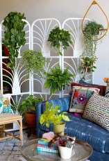 Cute Living Wall Décor Ideas For Indoor And Outdoor31