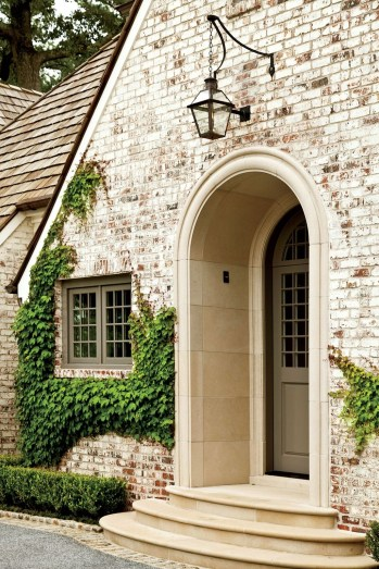 Elegant Brick Exterior Designs Ideas36