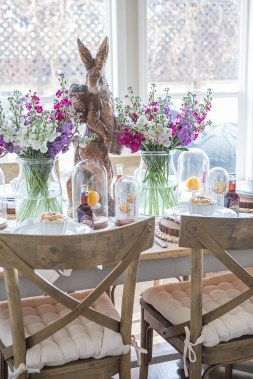 Fascinating Easter Holiday Decoration Ideas For Home17