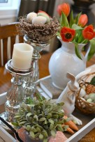 Fascinating Easter Holiday Decoration Ideas For Home28