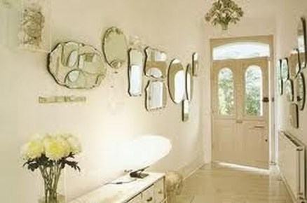 Relaxing Mirror Designs Ideas For Hallway22