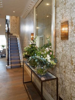 Relaxing Mirror Designs Ideas For Hallway47