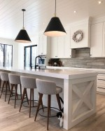 Stunning Kitchen Island Ideas With Seating03