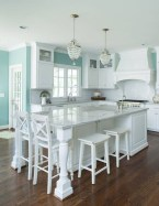 Stunning Kitchen Island Ideas With Seating04