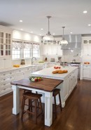 Stunning Kitchen Island Ideas With Seating10