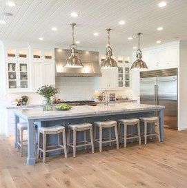 Stunning Kitchen Island Ideas With Seating16