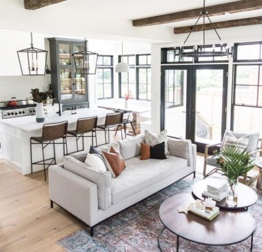 Affordable Family Room Décor Ideas For Your Family11