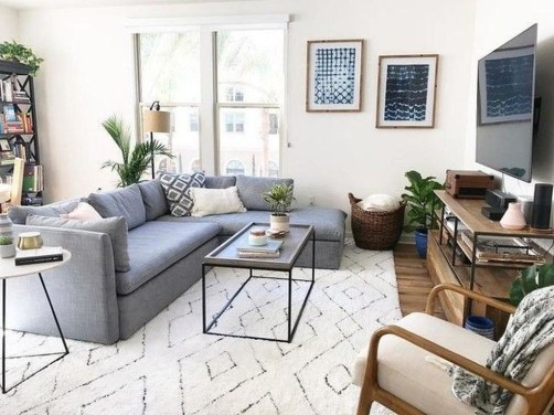 Affordable Family Room Décor Ideas For Your Family33