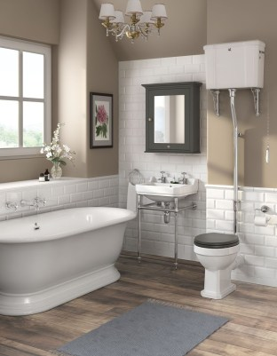 Charming Traditional Bathroom Decoration Ideas Just Like This06