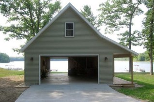 Cute Home Garage Design Ideas For Your Minimalist Home03