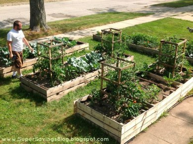 Fancy Diy Flower Beds Ideas For Your Garden03