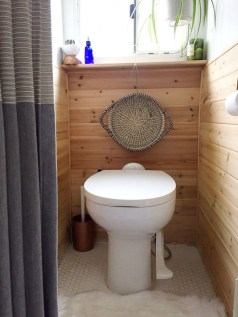 Fascinating Rv Remodel Ideas For Bathroom On A Budget31
