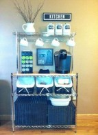 Latest Diy Coffee Station Ideas In Your Kitchen04