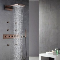 Stunning Rainfall Shower Ideas07