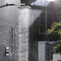 Stunning Rainfall Shower Ideas08