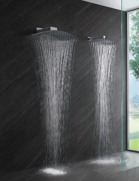 Stunning Rainfall Shower Ideas25